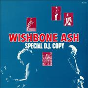 Click here for more info about 'Wishbone Ash - Special DJ Copy'