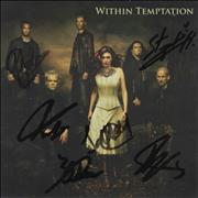 Click here for more info about 'Within Temptation - The Heart Of Everything - Autographed'