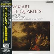 Click here for more info about 'Wolfgang Amadeus Mozart - 4 Flute Quartets'
