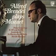 Click here for more info about 'Alfred Brendel Plays Mozart - Piano Concertos K. 414 And K. 453'