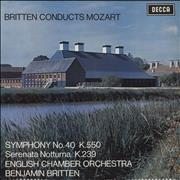 Click here for more info about 'Wolfgang Amadeus Mozart - Britten Conducts Mozart'