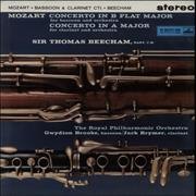 Click here for more info about 'Wolfgang Amadeus Mozart - Clarinet & Bassoon Concertos - 1st'