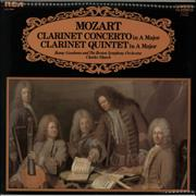 Click here for more info about 'Wolfgang Amadeus Mozart - Clarinet Concerto In A Major & Clarinet Quintet In A Major'
