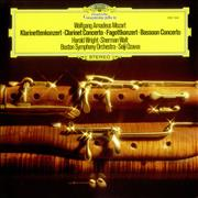 Click here for more info about 'Wolfgang Amadeus Mozart - Clarinet Concerto & Bassoon Concerto'
