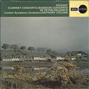 Click here for more info about 'Wolfgang Amadeus Mozart - Clarinet Concerto / Bassoon Concerto'