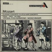 Click here for more info about 'Wolfgang Amadeus Mozart - Clarinet Concerto / Flute And Harp Concerto'