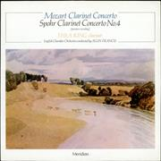 Click here for more info about 'Wolfgang Amadeus Mozart - Clarinet Concerto in A major / Clarinet Concerto No. 4'