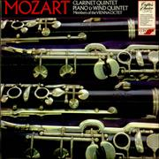 Click here for more info about 'Wolfgang Amadeus Mozart - Clarinet Quintet & Piano and Wind Quintet'