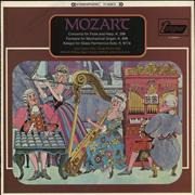 Click here for more info about 'Wolfgang Amadeus Mozart - Concerto for Flute and Harp, K. 299 etc'