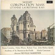Click here for more info about 'Wolfgang Amadeus Mozart - Coronation Mass K.317 / Litaniae Lauretanae B.M.V. K.195'