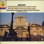 Click here for more info about 'Wolfgang Amadeus Mozart - Divertimento No 2 & 15'