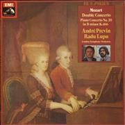 Click here for more info about 'Wolfgang Amadeus Mozart - Double Concerto (No. 10) in Eb Major K.365 / Piano Concerto (No. 20) in D Minor K.466'