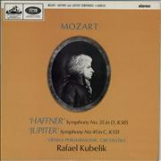 Click here for more info about 'Wolfgang Amadeus Mozart - 'Haffner' And 'Jupiter' Symphonies'