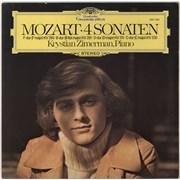 Click here for more info about 'Wolfgang Amadeus Mozart - Mozart:  4 Sonaten: F-dur Kv 280 · B-dur Kv 281 · D-dur Kv 311 · C-dur Kv 330'