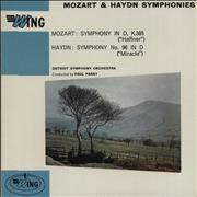 Click here for more info about 'Mozart & Haydn Symphonies'