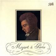 Click here for more info about 'Wolfgang Amadeus Mozart - Mozart À Paris– 1763 Et 1778'