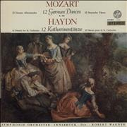 Click here for more info about 'Mozart: 12 German Dances / Haydn: 12 Katharinentänze'
