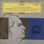 Click here for more info about 'Wolfgang Amadeus Mozart - Mozart: Piano Concerto in A major, K488 & in C minor, K.491'