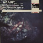 Click here for more info about 'Mozart: Quintets K. 516 And K. 406'