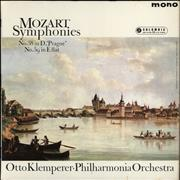 Click here for more info about 'Wolfgang Amadeus Mozart - Mozart Symphonies: No.38 in D,