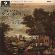 Click here for more info about 'Wolfgang Amadeus Mozart - Mozart Symphonies: No.40 in G Minor & No.41 in C Major