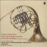 Click here for more info about 'Wolfgang Amadeus Mozart - Mozart: The Four Horn Concertos'