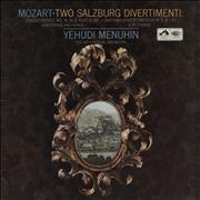 Click here for more info about 'Wolfgang Amadeus Mozart - Mozart: Two Salzburg Divertimenti'
