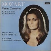 Click here for more info about 'Wolfgang Amadeus Mozart - Mozart: Violin Concertos K. 216 In G Major / K. 218 In D Major'