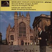 Click here for more info about 'Wolfgang Amadeus Mozart - Mozart Violin Concertos Nos. 1 & 2'