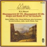 Click here for more info about 'Wolfgang Amadeus Mozart - Oboenquartett KV 370 / Adagio und Rondo KV 617 / Quintett KV 406'