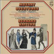 Click here for more info about 'Wolfgang Amadeus Mozart - Overtures'