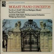 Click here for more info about 'Wolfgang Amadeus Mozart - Piano Concerto No.21 in C & Piano Concerto No.22 in E Flat'
