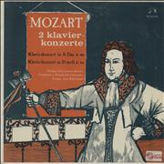 Click here for more info about 'Wolfgang Amadeus Mozart - Piano Concerto in A major, K.488 & D minor, K.466'