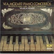 Click here for more info about 'Wolfgang Amadeus Mozart - Piano Concertos No. 23 In A Major, K. 488 / No. 24 In C Minor, K. 491'