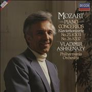Click here for more info about 'Wolfgang Amadeus Mozart - Piano Concertos No.25, K503 & No.26, K537'
