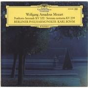 Click here for more info about 'Wolfgang Amadeus Mozart - Posthorn-Sernade KV320 / Serenata Notturna KV239'