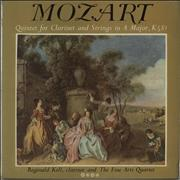 Click here for more info about 'Mozart: Quintet For Clarinet And Strings In A Major, K. 581'