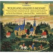 Click here for more info about 'Wolfgang Amadeus Mozart - Quintett Für Klarinette Und Streicher KV581 / Quartett Für Oboe Und Streicher KV370'
