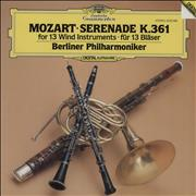 Click here for more info about 'Wolfgang Amadeus Mozart - Serenade K.361 For 13 Wind Instruments'