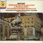 Click here for more info about 'Wolfgang Amadeus Mozart - Serenade No. 1 in D Major, K.100 / A Musical Joke - Ein Musikalischer Spaß Kv.522'