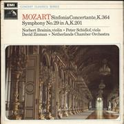 Click here for more info about 'Wolfgang Amadeus Mozart - Sinfonia Concertante, K.364 / Symphony No.29 in A, K.201'