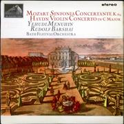 Click here for more info about 'Yehudi Menuhin - Mozart: Sinfonia Concertante, K.364 / Haydn: Violin Concerto in C Major'