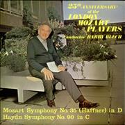 Click here for more info about 'Wolfgang Amadeus Mozart - Symphony No. 35 in D 'Haffner' / Symphony No. 90 in C'