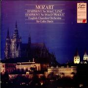 Click here for more info about 'Wolfgang Amadeus Mozart - Symphony No. 36 in C 'Linz' / Symphony No. 38 in D 'Prague''