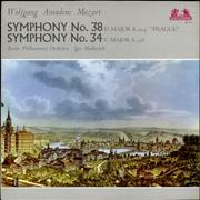 Click here for more info about 'Wolfgang Amadeus Mozart - Symphony No. 38 & Symphony No. 34'