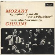 Click here for more info about 'Wolfgang Amadeus Mozart - Symphony No. 40 & Symphony No. 41 'Jupiter''