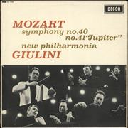 Click here for more info about 'Wolfgang Amadeus Mozart - Symphony No. 40 & Symphony No. 41 'Jupiter' - 2nd'