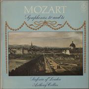 Click here for more info about 'Wolfgang Amadeus Mozart - Symphony No. 40 in G Minor / Symphony No. 41 in C Major'