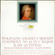 Click here for more info about 'Wolfgang Amadeus Mozart - Symphony No. 41 in C Major, K.551 'Jupiter''