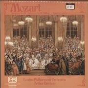 Wolfgang Amadeus Mozart Symphony No.29 / Symphony No. 35 'Haffner' / Three German Dances UK vinyl LP